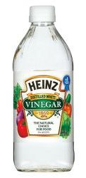 Heinz's famous white vinegar from grain ethanol