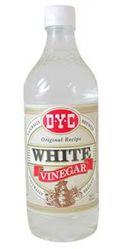 New Zealand's DYC vinegar which is from ethanol--from milk whey!