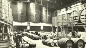 The vinaigrerie of Dessaux Fils in the early 20th century